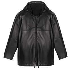 Parka, 001 Black, hi-res