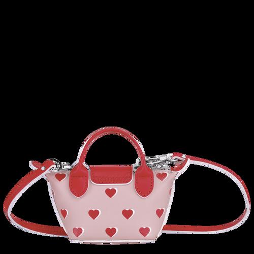 Crossbody bag XS, Pinky - View 3 of  3 -