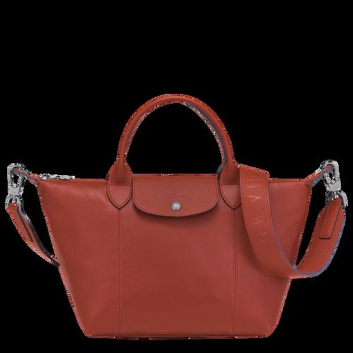 Top handle bag, Sienna, hi-res - View 1 of 4