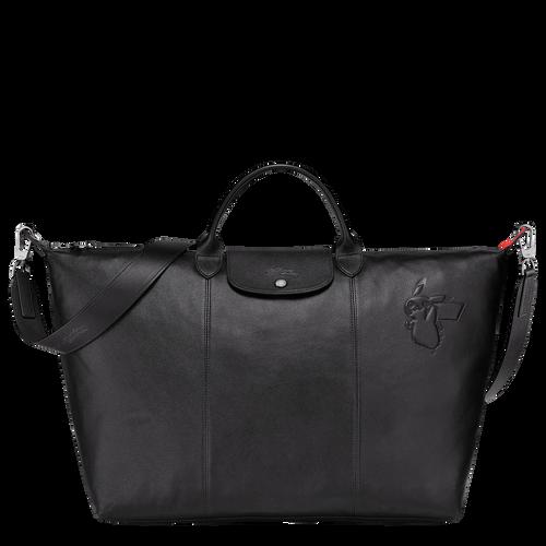 Bolsa de viaje L, Negro/Ebano - Vista 1 de 3 -