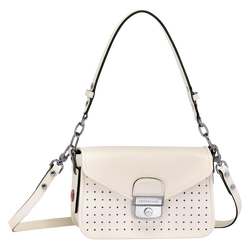 Crossbody bag, Ivory, hi-res