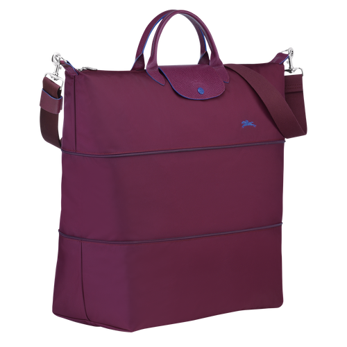 Travel bag, Plum, hi-res - View 2 of 4