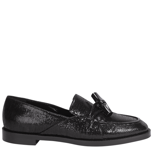 View 1 of Loafers, Black, hi-res