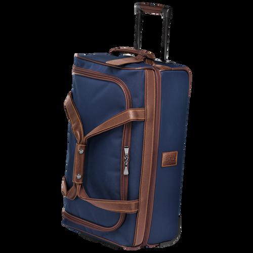 Wheeled duffle bag, Blue - View 2 of  3 -