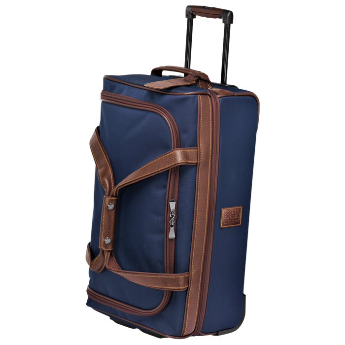 Wheeled duffle bag, Blue - View 2 of  3 - zoom in