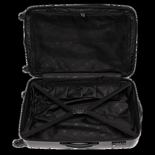 Wheeled suitcase, 001 Black, hi-res