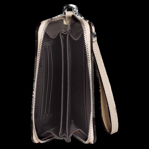 Portefeuille compact, Craie, hi-res - Vue 2 de 2