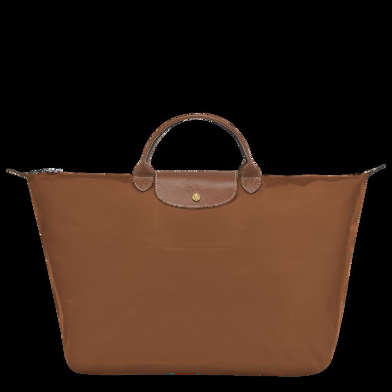 Le Pliage Travel bag L, Cognac