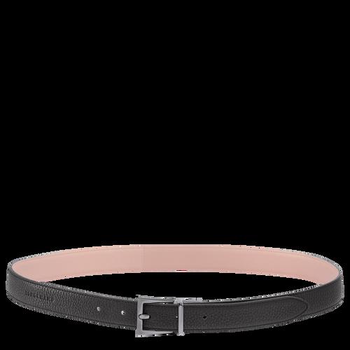 View 1 of Women's belt, Black/Powder, hi-res