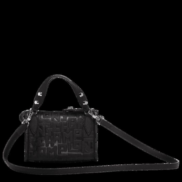 Crossbody bag, Black/Ebony - View 3 of 3 - zoom in