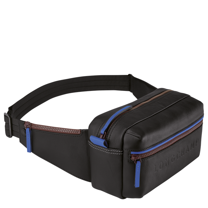 Longchamp 3D Belt bag, Black