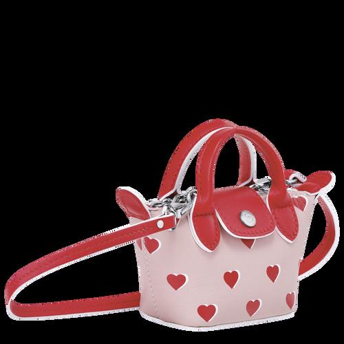 Crossbody bag XS, Pinky - View 2 of  3 -