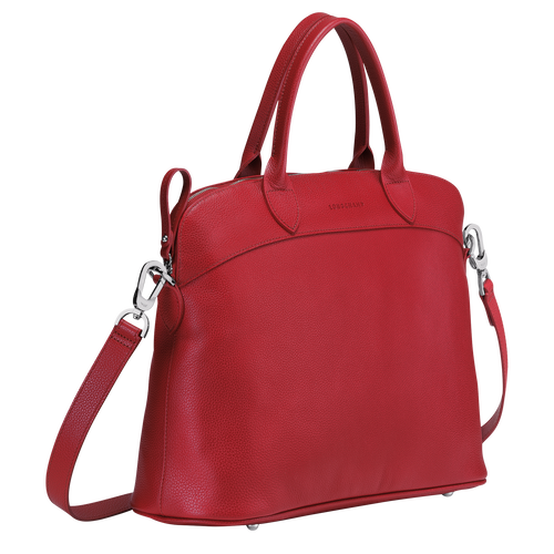 Top handle bag M, Red - View 2 of  3 -