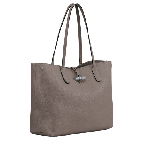 Roseau Shoulder  bag L, Grey