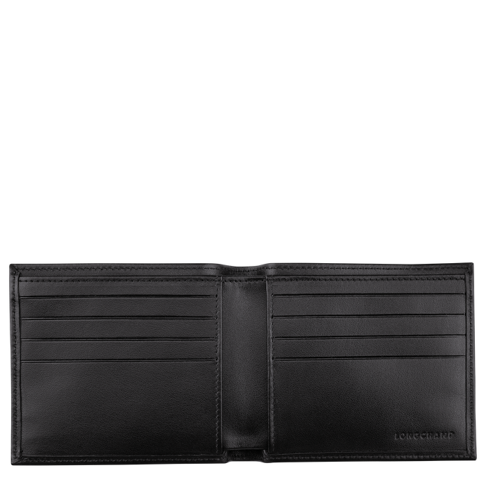 Wallet, Black/Ebony - View 2 of  3 - zoom in