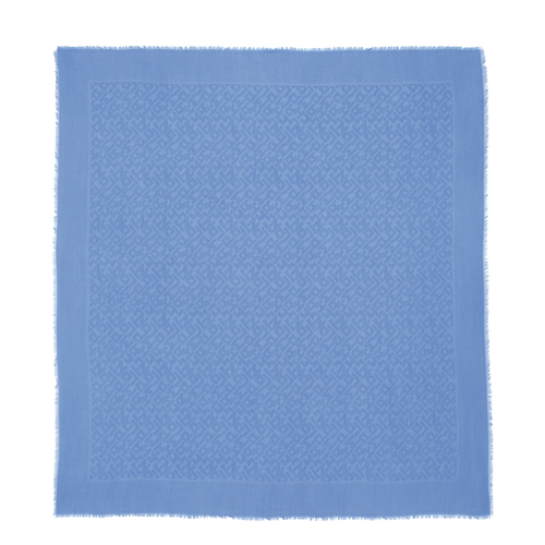 View 1 of Shawl, Blue, hi-res