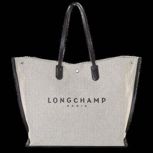 Shopping bag XL Roseau Ecru (10120HSG037) | Longchamp US