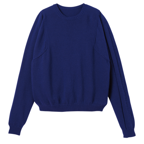 Pullover, Blau - Ansicht 2 von 2 -