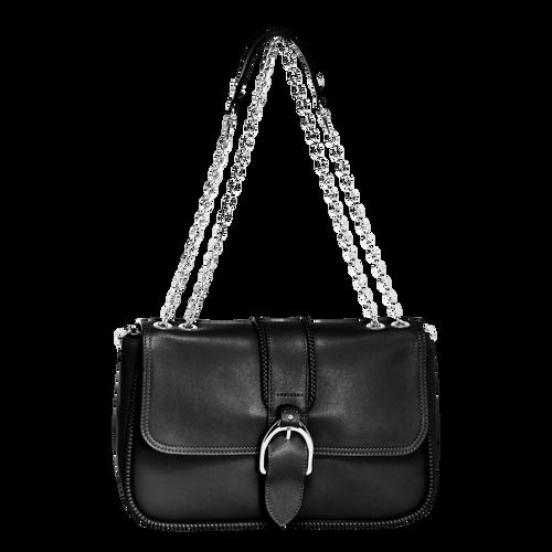 Shoulder Bag M, Black, hi-res - View 1 of 1