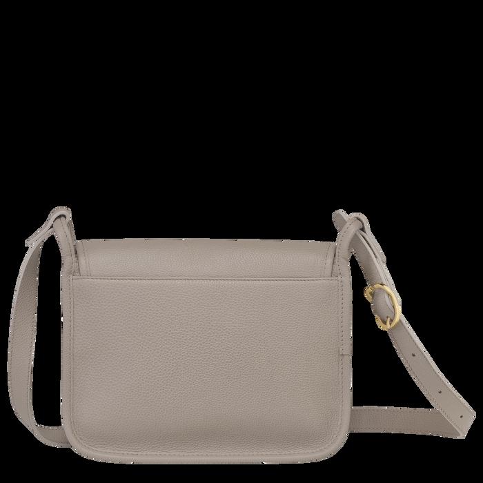 Le Foulonné 系列 斜揹袋 M, 斑鳩色