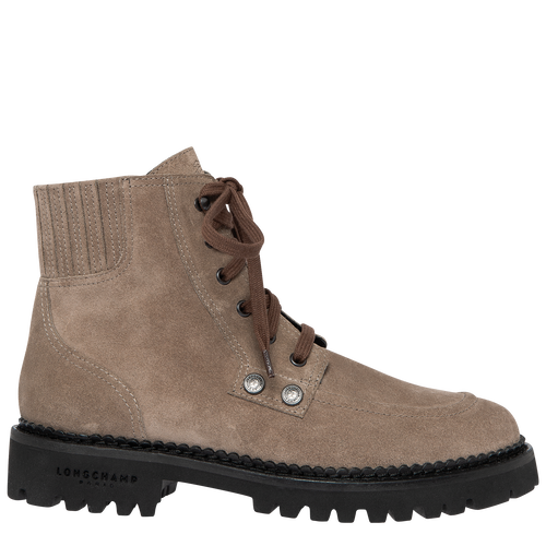 Ankle boots, Taupe - View 1 of 2 -
