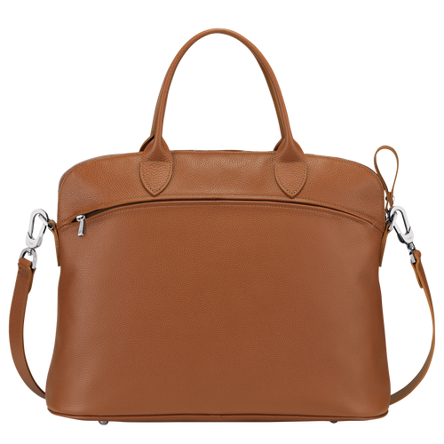 Top handle bag M, Caramel - View 3 of  3 -
