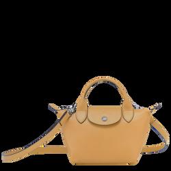 Tas met handgreep aan de bovenkant XS, Honing