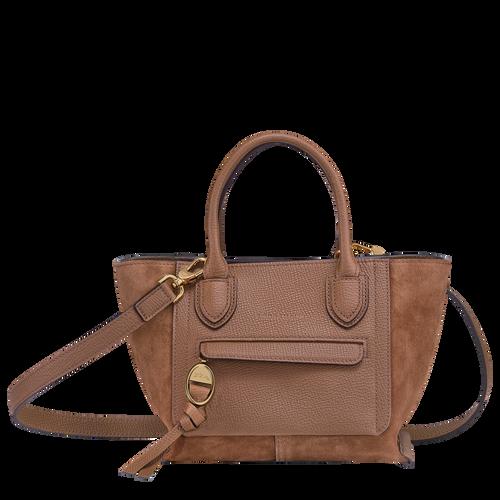 Top handle bag S, Cognac - View 1 of  4 -