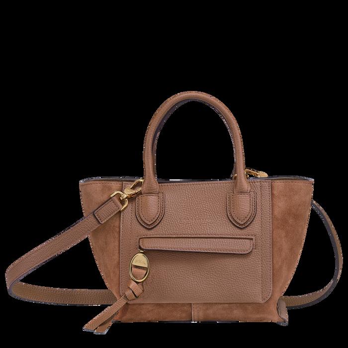 Top handle bag S, Cognac - View 1 of  4 - zoom in