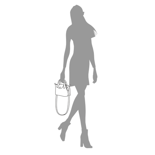 Top handle bag XS, Sienna - View 5 of  6 -