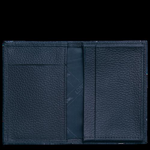 卡片夾, 海軍藍色, hi-res - View 2 of 3