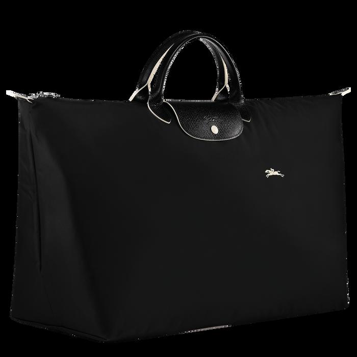 Reisetasche XL, Schwarz/Ebenholz - Ansicht 2 von 4 - Zoom vergrößern