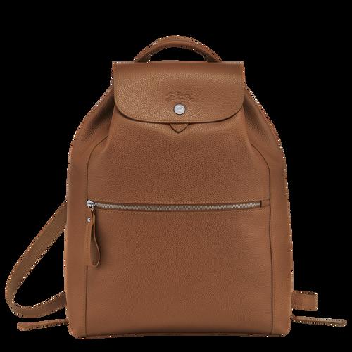 Le Foulonné Backpack, Caramel