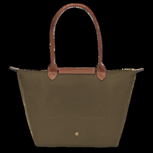 Shoulder bag L, Khaki - View 3 of  4 -