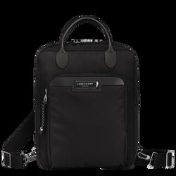 Backpack, Black/Ebony
