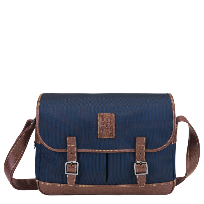 Crossbody bag, Blue - View 1 of  3.0 - zoom in