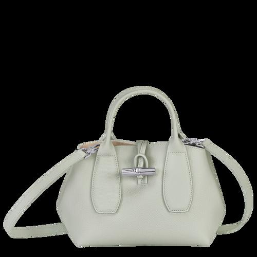 Roseau Top handle bag S, Sage