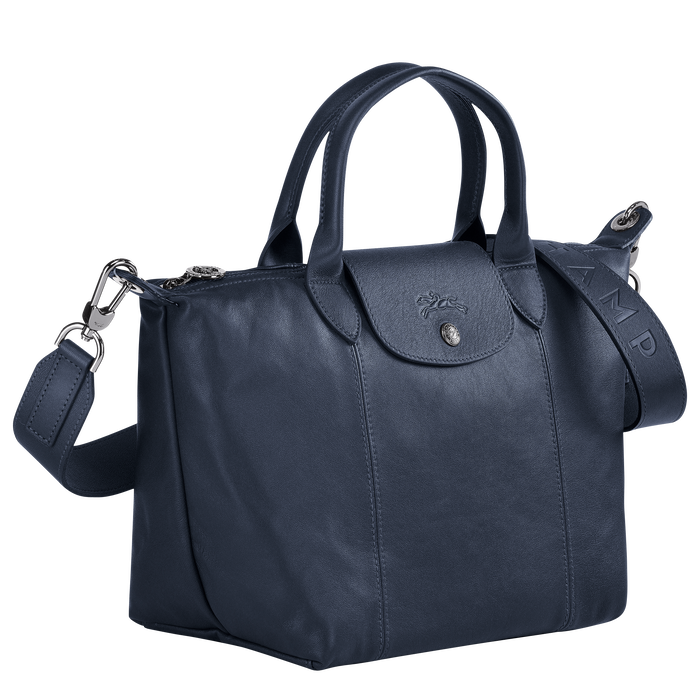 Top handle bag, Navy, hi-res - View 2 of 3