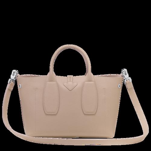 Top handle bag M, Sand, hi-res - View 4 of 5