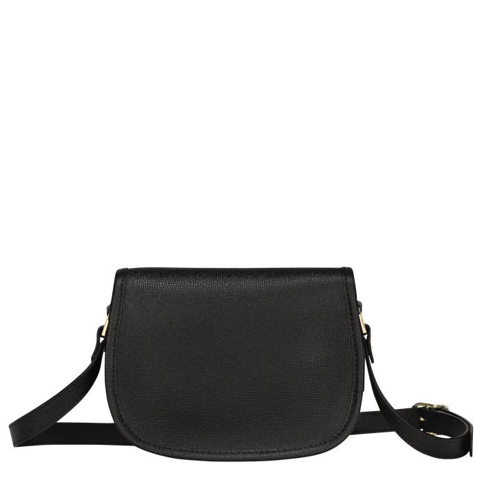 Crossbody bag XS, Black/Ebony - View 3 of  3 - zoom in