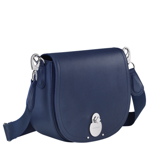 Crossbody bag, Navy - View 2 of  3 -