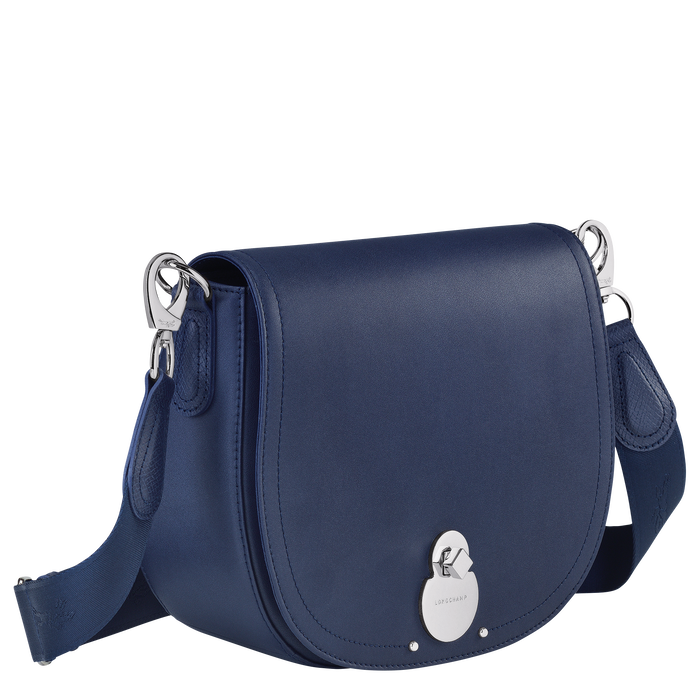 Crossbody bag, Navy - View 2 of  3 - zoom in