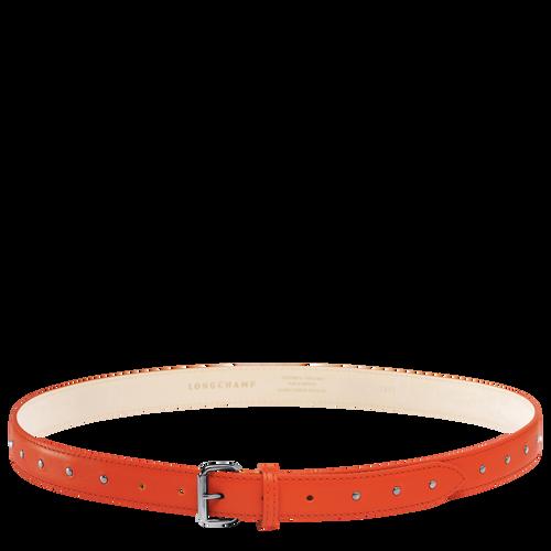 View 1 of Ladies' belt, Poppy/Ruby, hi-res