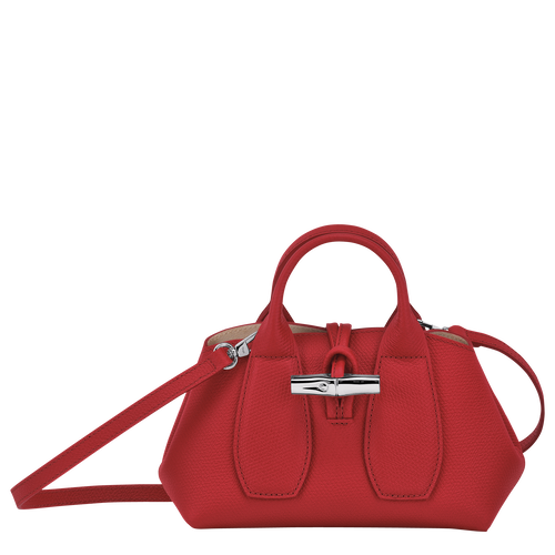 Top handle bag S, Red, hi-res - View 1 of 4