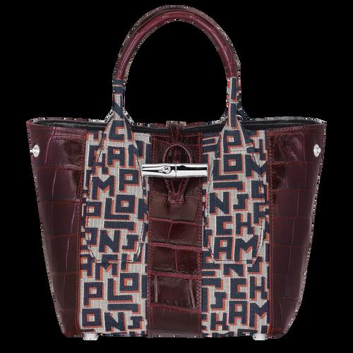 Top handle bag, Mahogany - View 2 of 4 -