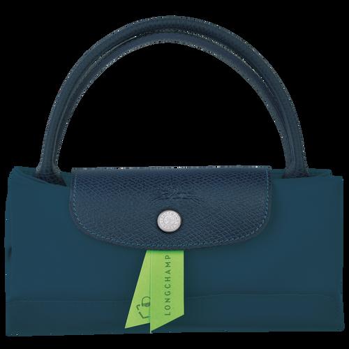 Le Pliage Green 手提包 S, 海洋色