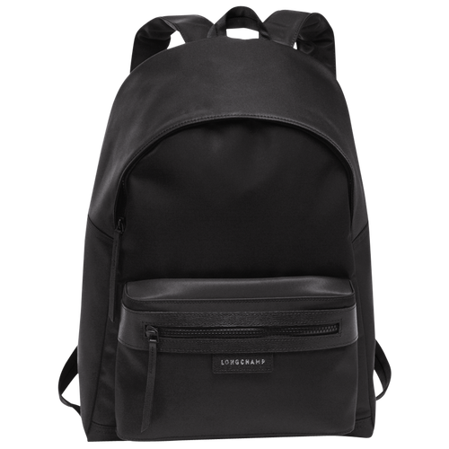 Backpack M, 001 Black, hi-res