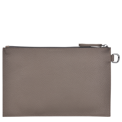 Pouch, Grey - View 3 of  3 -