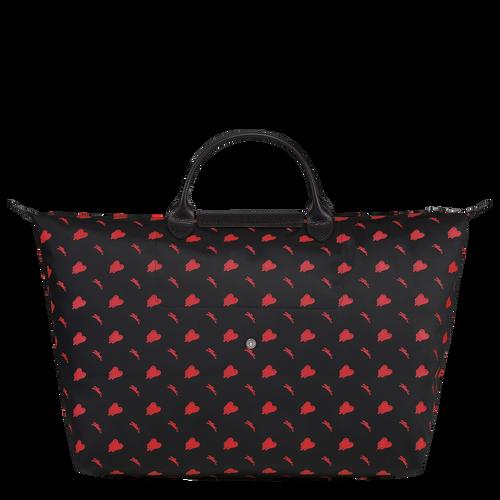 Longchamp x EU Reistas L, Zwart