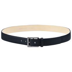 Men's belt, 606 Midnight blue, hi-res